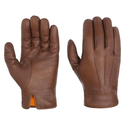 Stetson Soft Nappa Lederhandschuhe Handschuhe Fingerhandschuhe Herrenhandschuhe - Bild 1