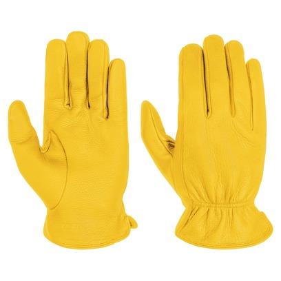 Stetson Deer Nappa Handschuhe Herrenhandschuhe Lederhandschuhe Fingerhandschuhe Hirschleder