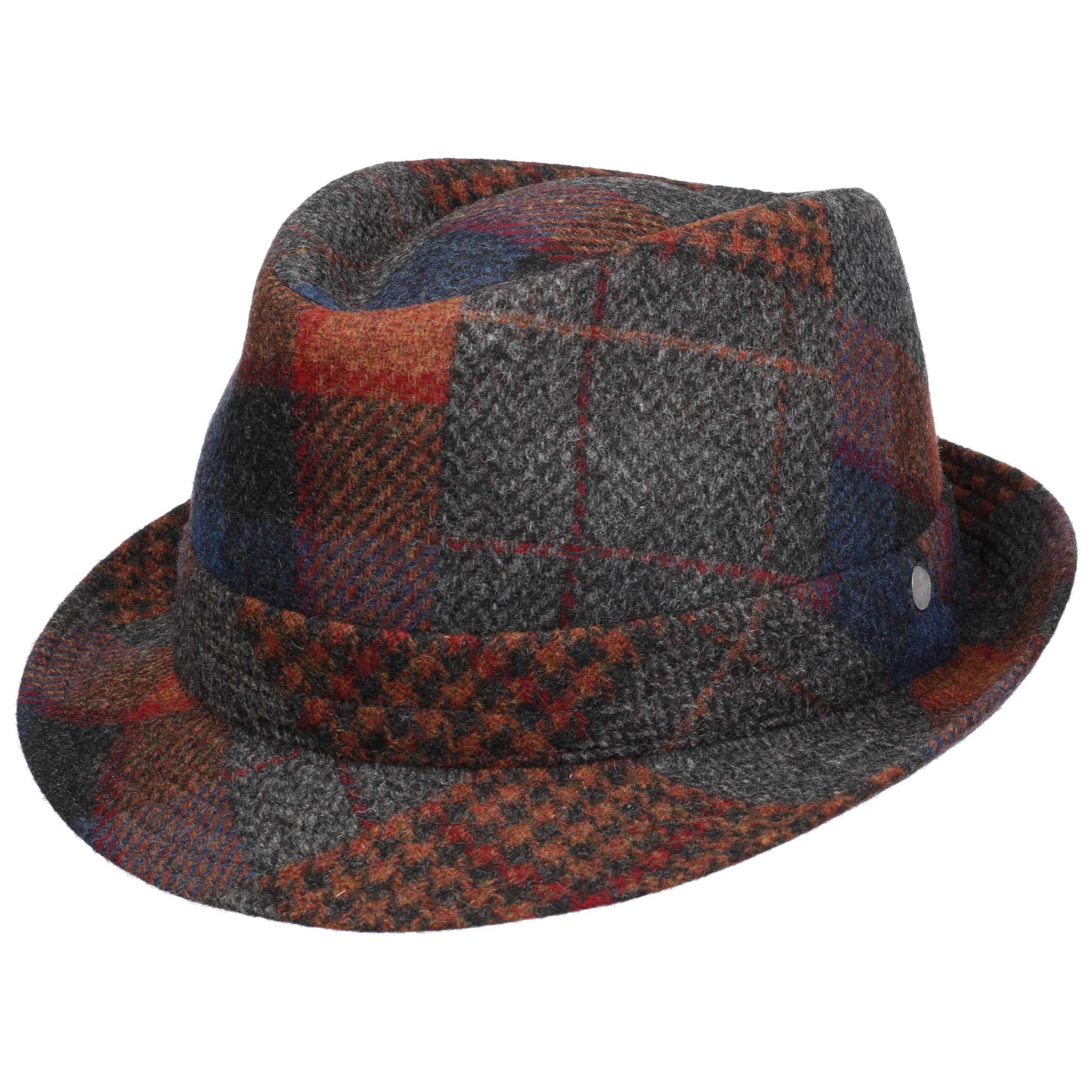 Classic Wool Trilby Hat by Lierys Rain hats Lierys 0iWYKi