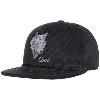 Coal The Wilderness Snapback Cordcap Flatbrim Snapback Basecap Baseballcap Flat Brim - Bild 1