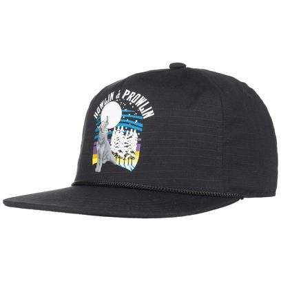 Coal Howlin Strapback Cap Basecap Baseballcap Flat Brim Kappe Flatbrim - Bild 1