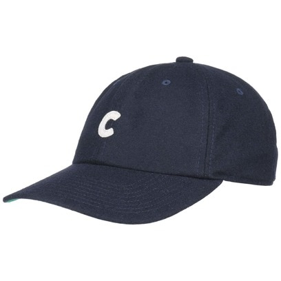 Coal Basic C Strapback Cap Basecap Baseballcap Kappe Curved Brim Wollcap - Bild 1