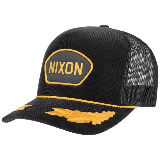 Hornow-Wadelsdorf Angebote Nixon Trucker Cap Shoreline Truckercap Meshcap Mesh Basecap Baseballcap Kappe Käppi Snapback