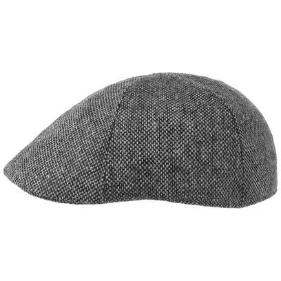 Lipodo Tricolour Herren Flatcap Schiebermütze Schirmmütze Herrencap Mütze Cap - Bild 1