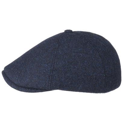 Lipodo Rapallo Melange Herren Flatcap Schirmmütze Wollcap Wintercap Herrencap - Bild 1