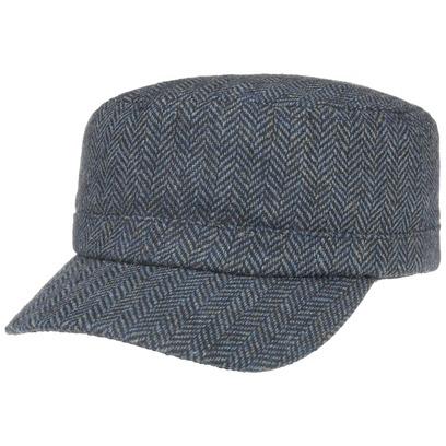 Lipodo Herringbone Armycap Cap Wintercap Military-Cap Urban-Cap Kappe