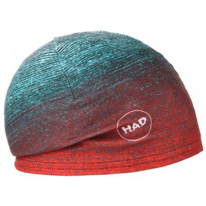 H.A.D. Beanie Colour Change Red-Blue Sportmütze Joggingmütze Outdoormütze Mütze - Bild 1
