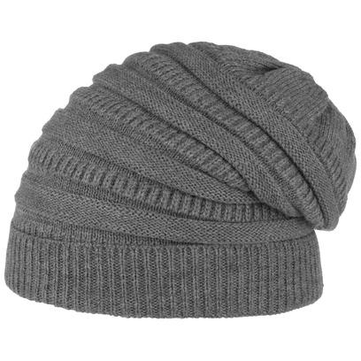 Lipodo Milo Oversize Beanie Oversizemütze Wintermütze Strickmütze Mütze - Bild 1
