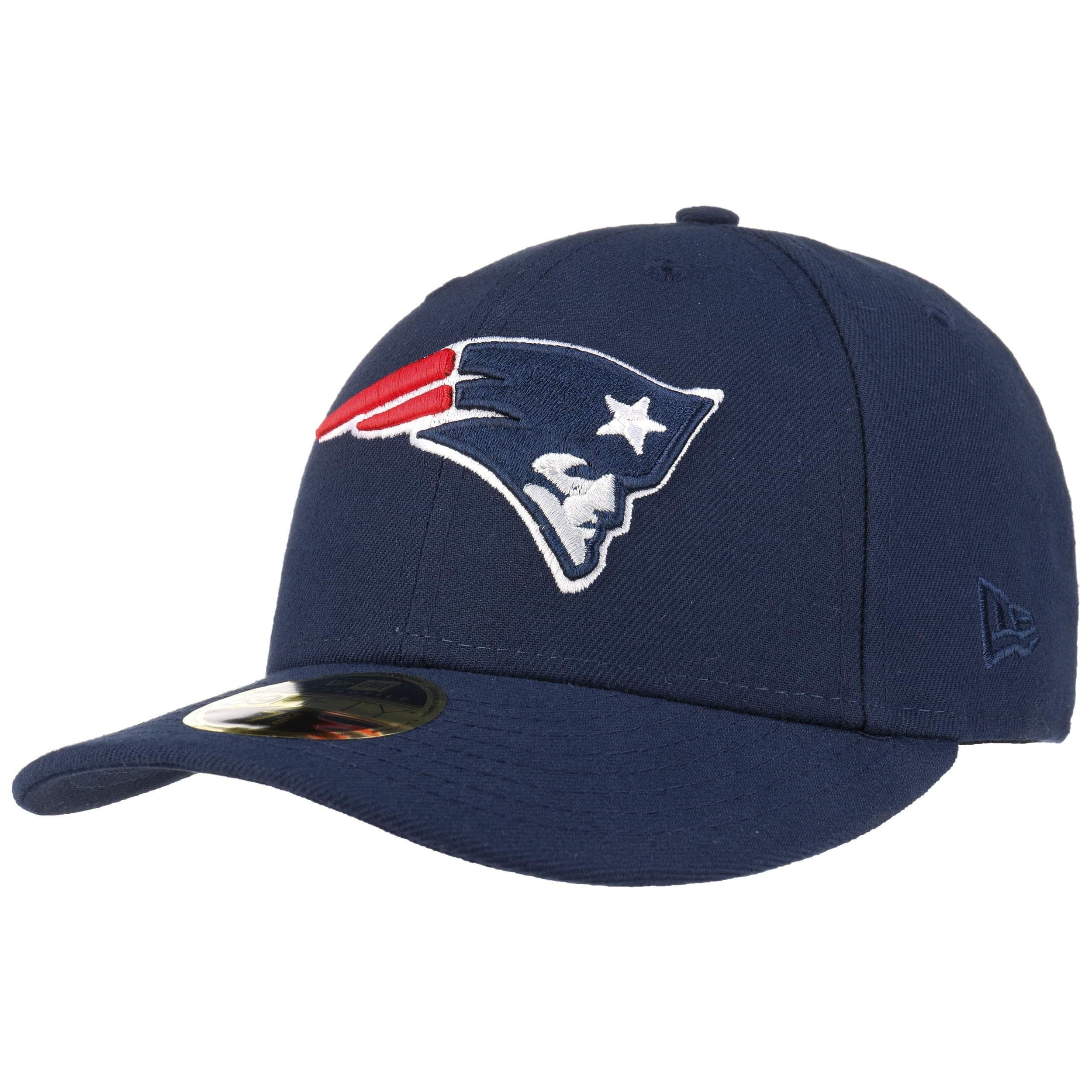 59fifty low profile patriots cap by new era eur 27 95 hats caps beanies shop online. Black Bedroom Furniture Sets. Home Design Ideas