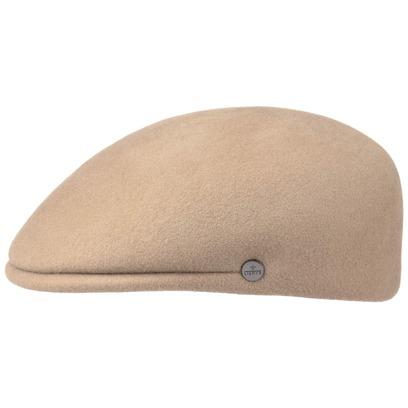Lierys Packable Outdoor Flatcap Schirmmütze Schiebermütze Sportmütze Cap Kappe Mütze Filzcap Wollcap - Bild 1