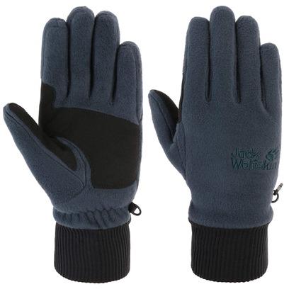 Jack Wolfskin Vertigo Fleecehandschuhe Handschuhe Fingerhandschuhe Damenhandschuhe Herrenhandschuhe