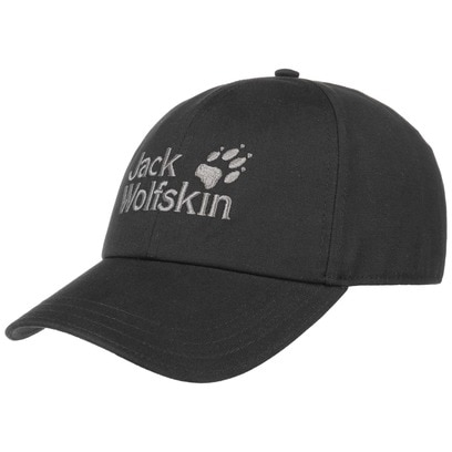 Jack Wolfskin Organic Cotton Cap Kappe Käppi Basecap Bio-Baumwolle Baumwollcap Baseballcap