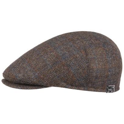 Mayser Marlon Virgin Wool Flatcap Schirmmütze Cap Mütze Wollcap Schiebermütze Wintermütze - Bild 1