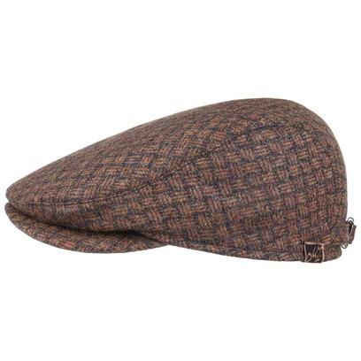 Mayser Nikolai Moresby Flatcap Schirmmütze Cap Mütze Wollcap Wintermütze Schiebermütze - Bild 1