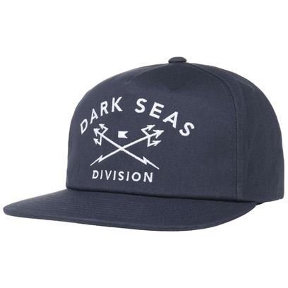 Dark Seas Tridents Snapback Cap Flat Brim Flatbrim Basecap Baseballcap Kappe - Bild 1