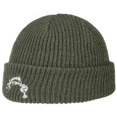 Dark Seas Frigate Beanie Mütze Strickmütze Wintermütze Umschlagmütze - Bild 1