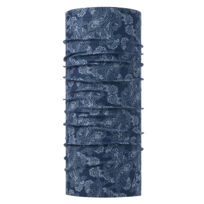 BUFF Multifunktionstuch Blue Jacquard Bandana Stirnband Rundschal Headband Gesichtsschutz Schal - Bild 1