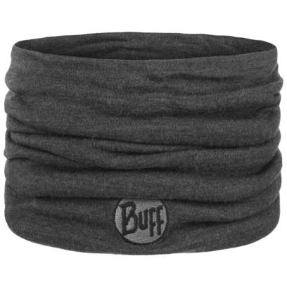 BUFF Grey Merino Multifunktionstuch Schlauchschal Gesichtsschutz Bandana Stirnband Schal Headband - Bild 1
