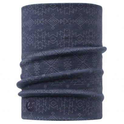 BUFF Multifunktionstuch Merino Denim Bandana Stirnband Rundschal Gesichtsschutz Headband Tuch - Bild 1