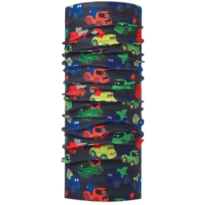 BUFF Kinder Multifunktionstuch Wagons Bandana Stirnband Rundschal Tuch - Bild 1