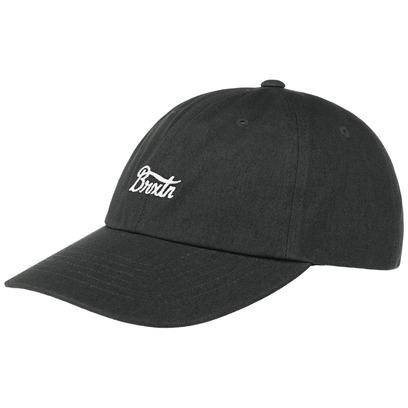 Brixton Portero Strapback Cap Basecap Baseballcap Kappe Curved Brim Käppi - Bild 1