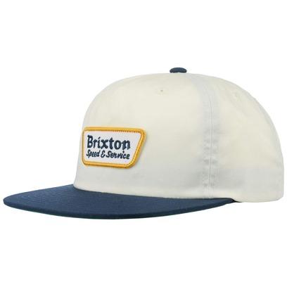 Brixton Compressor Snapback Cap Basecap Baseballcap Kappe Flat Brim - Bild 1