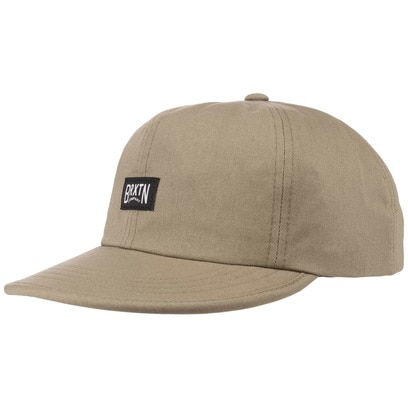 Brixton Brxtn Foldable Strapback Cap Flat Brim Basecap Baseballcap Kappe - Bild 1