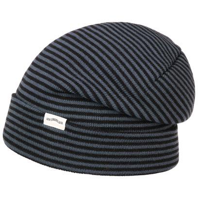 Levi´s Stripe Beanie Mütze Wintermütze Strickmütze Streifenmütze - Bild 1