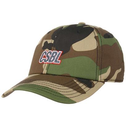 Cayler & Sons Bucktown Strapback Cap Basecap Baseballcap Kappe Curved Brim - Bild 1