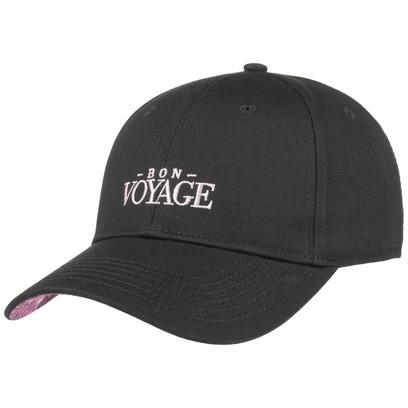 Cayler & Sons Bon Voyage Strapback Cap Basecap Baseballcap Kappe Curved Brim Dad Hat - Bild 1