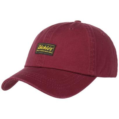 Dickies Aspinwall Strapback Cap Basecap Baseballcap Kappe Baumwollcap Curved Brim Käppi - Bild 1