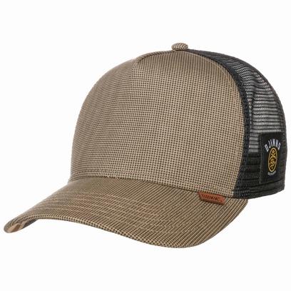 Djinns Camo Snake HFT Trucker Cap Snapback Meshcap Mesh Basecap Baseballcap Curved Brim - Bild 1