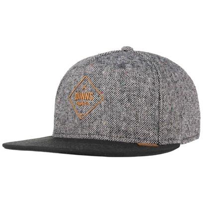 Djinns Spotted Gum Snapback Cap Flat Brim Flatbrim Basecap Baseballcap Kappe - Bild 1