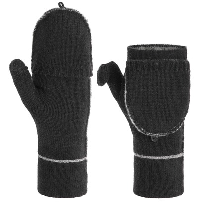 UGG Twotone Flip Unisex Handschuhe Wollhandschuhe Strickhandschuhe