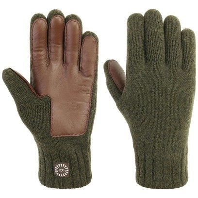 UGG Touch Herren Strickhandschuhe Handschuhe Fingerhandschuhe Herrenhandschuhe - Bild 1