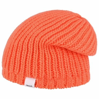 Bench Long Beanie Strickmütze Mütze Beaniemütze Wintermütze Oversize-Mütze - Bild 1