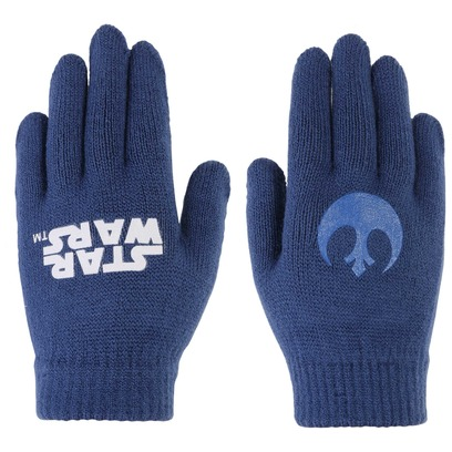 Star Wars Kinderhandschuhe Strickhandschuhe Fingerhandschuhe Handschuhe - Bild 1