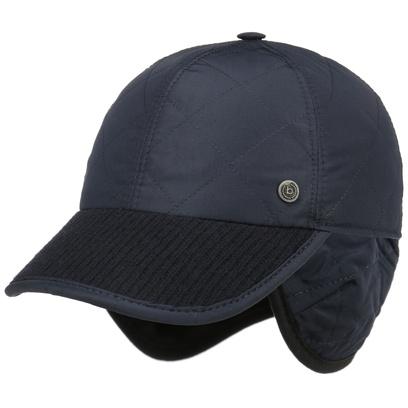 Bugatti Style-Mix Cap mit Ohrenklappen Basecap Baseballcap Wintercap Ohrenschutz - Bild 1