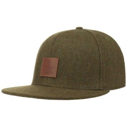 Barts Ruard Flatbrim Cap Snapback Basecap Baseballcap Kappe - Bild 1