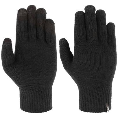Barts Fine Knitted Touch Handschuhe Strickhandschuhe Fingerhandschuhe - Bild 1