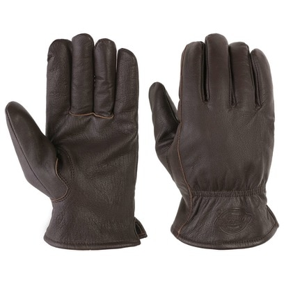 Dickies Memphis Lederhandschuhe Handschuhe Fingerhandschuhe Herrenhandschuhe - Bild 1