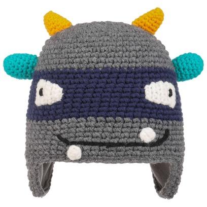 Barts Kids Monster Beanie Mütze Strickmütze Wintermütze - Bild 1