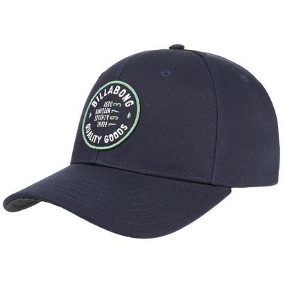 Billabong Walled Snapback Cap Basecap Baseballcap Kappe Käppi Curved Brim - Bild 1