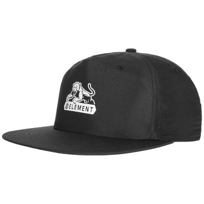 Element Form Strapback Cap Basecap Baseballcap Flat Brim Flatbrim Kappe Käppi - Bild 1