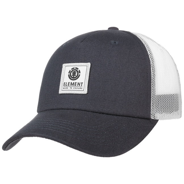Element Icon Mesh Trucker Cap Truckercap Meshca...
