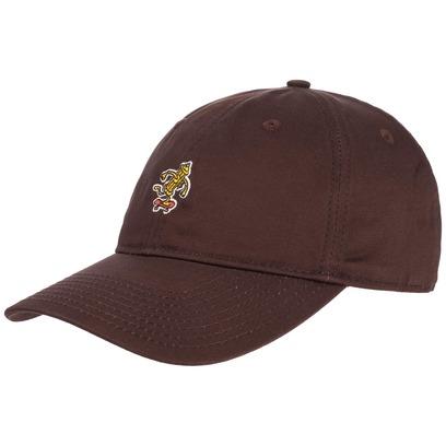 Element Fluky Emblem Strapback Cap Basecap Baseballcap Curved Brim Dad Hat Kappe Käppi - Bild 1