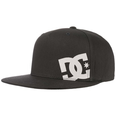 DC Shoes Co Heard Ya 2 Snapback Cap Basecap Baseballcap Kappe Käppi Flat Brim Flatbrim - Bild 1