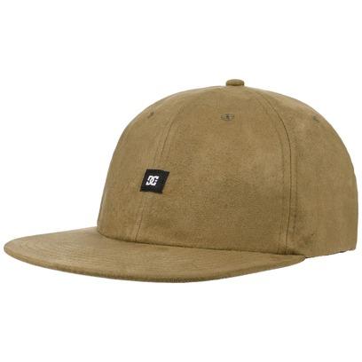 DC Shoes Co Suedes Snapback Cap Basecap Baseballcap Kappe Käppi Flat Brim Flatbrim - Bild 1