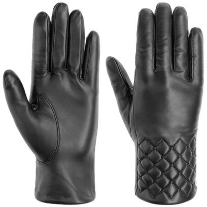 Roeckl Modern Quilting Lederhandschuhe Handschuhe Fingerhandschuhe Damenhandschuhe - Bild 1