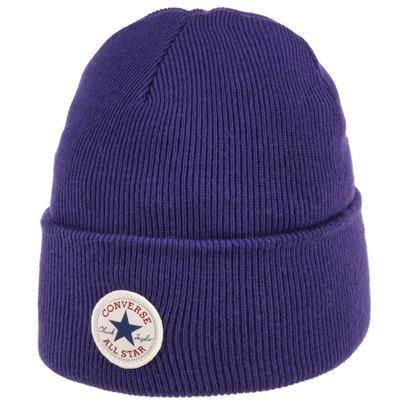Converse All Star Beanie Umschlagmütze Mütze Strickmütze Wintermütze - Bild 1